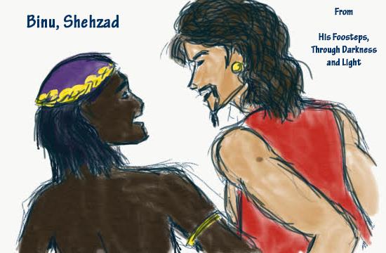 binu, shezhad